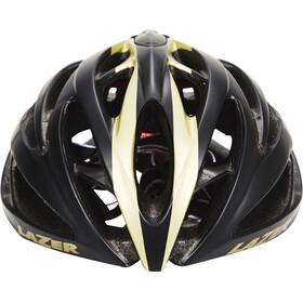 Lazer O2 Bike Helmet black/gold